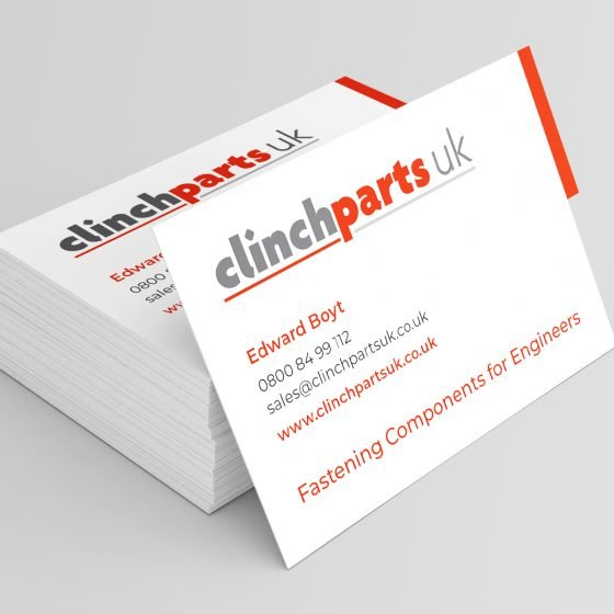 Nottingham Graphic Design Business Card Design