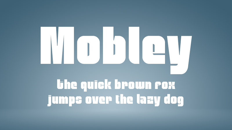 mobley adobe cc font 1 HelloGriff | Graphic Design