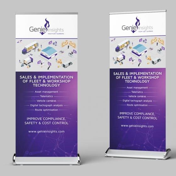 graphic designer in nottingham genie 4 Freelance Graphic Designer Nottingham Derby Leicester