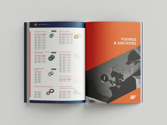 brochure and catalogue design