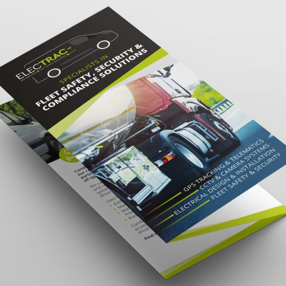 direct mail and leaflet design